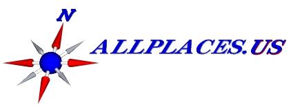 Allplaces.us logo